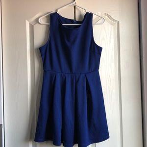 Medium - Royal Blue Dress